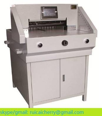 High Precision Manual Guillotine Paper Cutting Machine