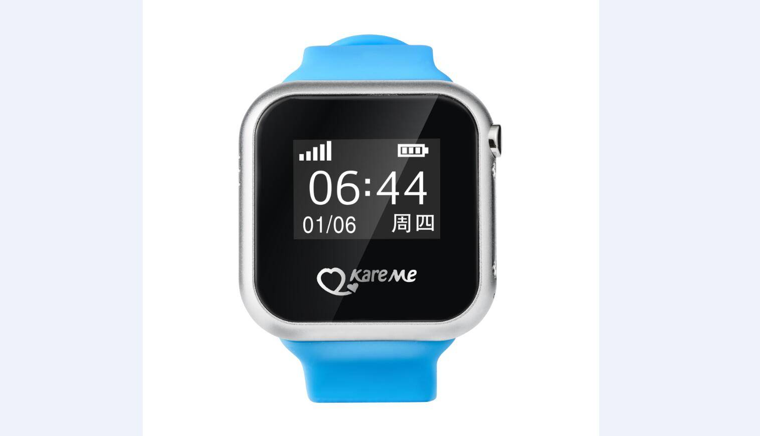 New design best kareme gps watch for kids gps tracking bracelet with great price