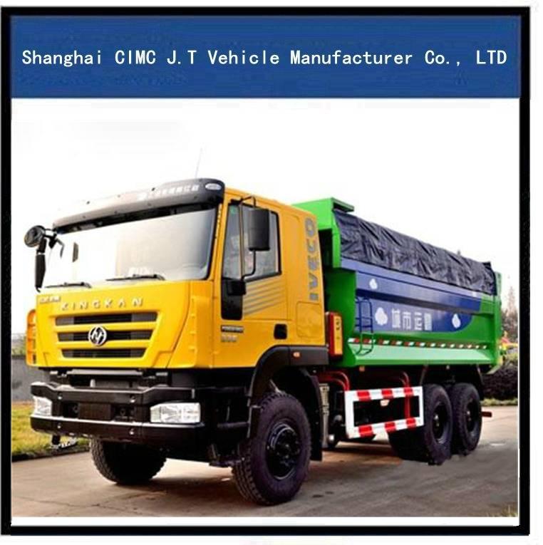 Iveco Genlyon 6X4 Tipper/Dump Truck