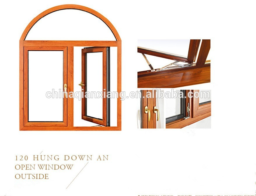 Bottom Hung Window/Hung Down Window/120 Hopper Window/Tile& Turn Window