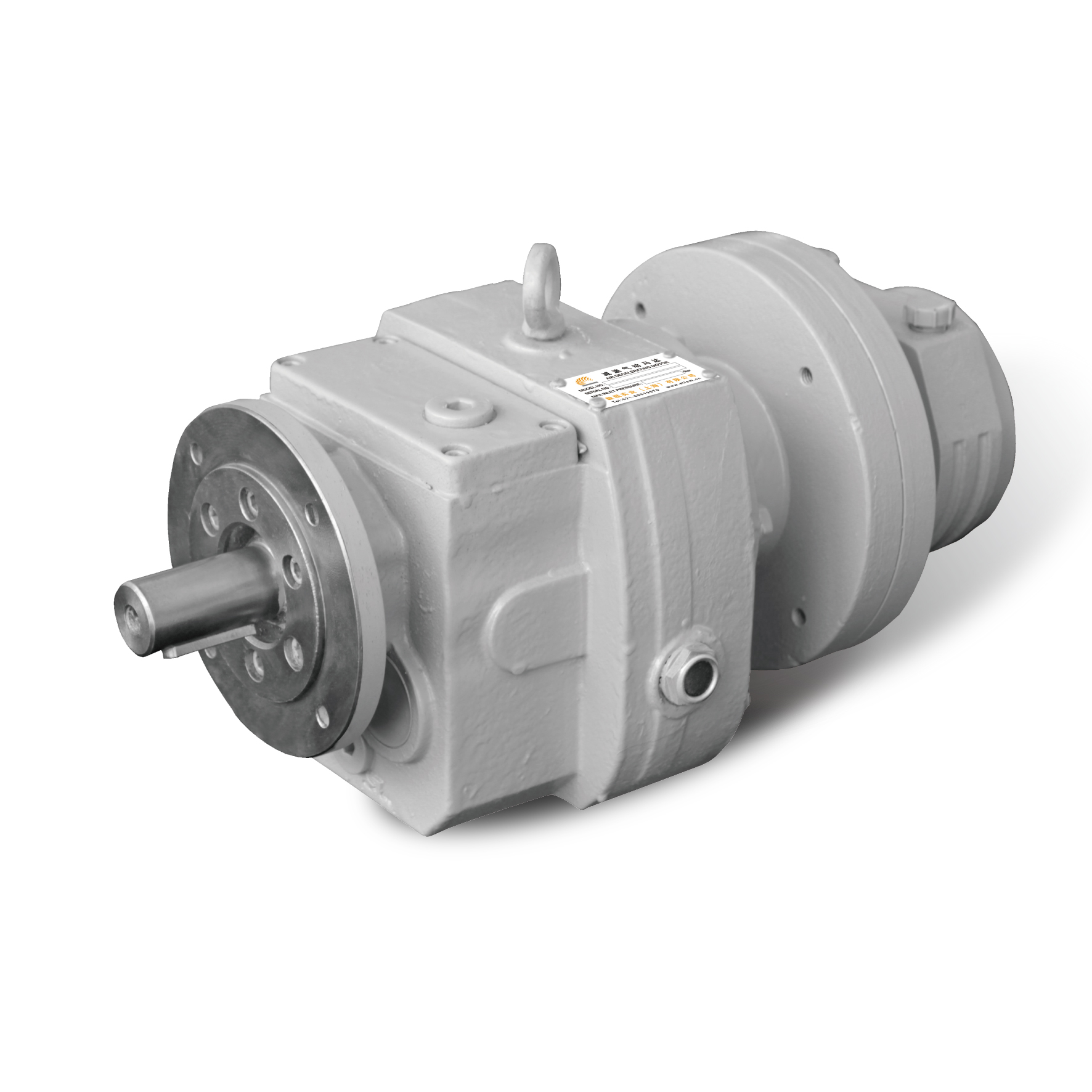 M-B Series Helical Gear Motor