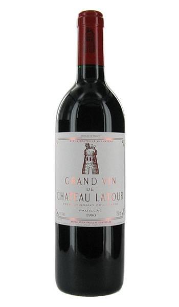 Chateau Latour Wine