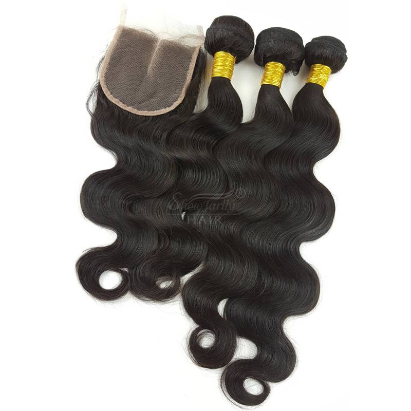 Brazilian Virgin Hair Weft-Body Wavy