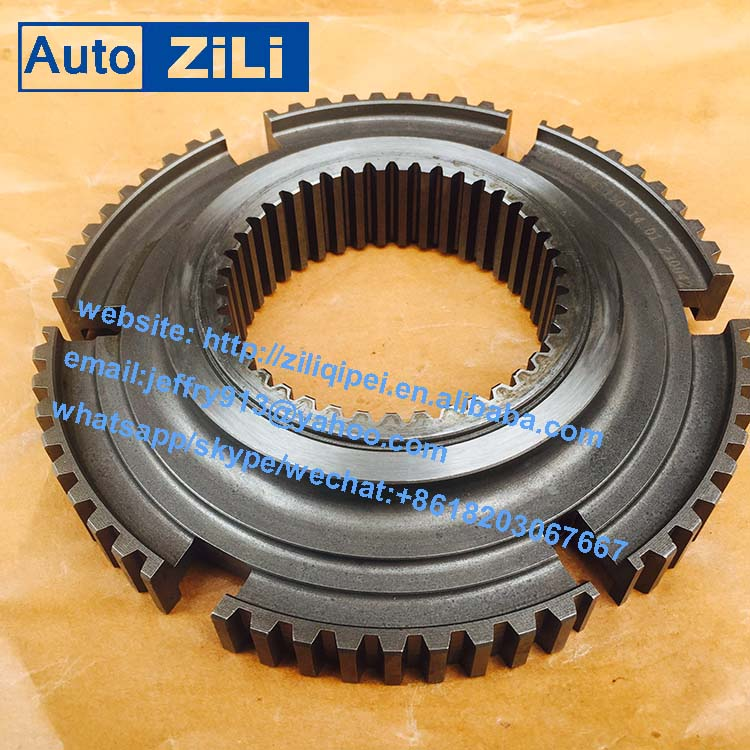 high quality ZF S6-90 transmission gearbox synchronizer body gear body 1268304150