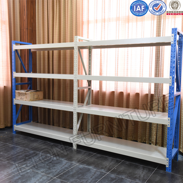 4 Layer Heavy Duty Warehouse Storage Rack