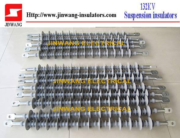 138kv Line Post Insulators (FZSW-138/12.5)