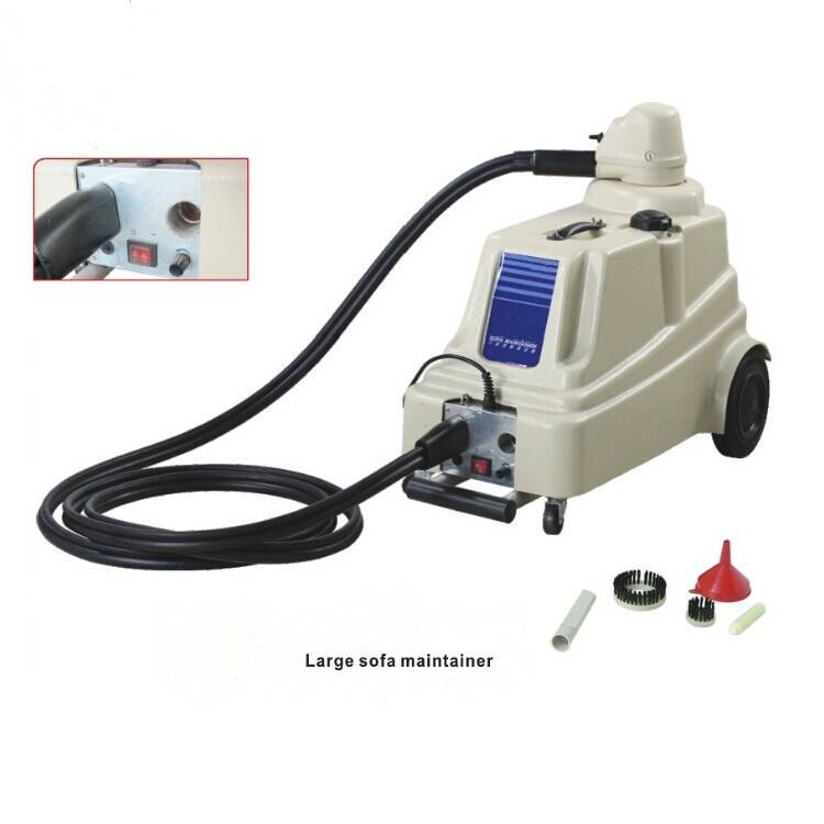 automatic powerful dry floor sofa cleaning machine