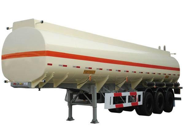 3 Axles 50000L Fuel Tank Semi-trailer