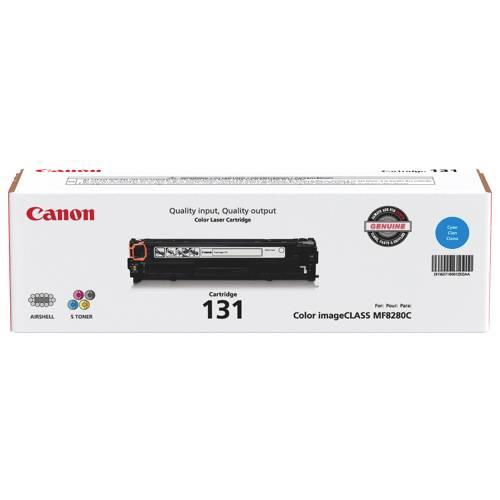 Canon 131 Cyan Toner
