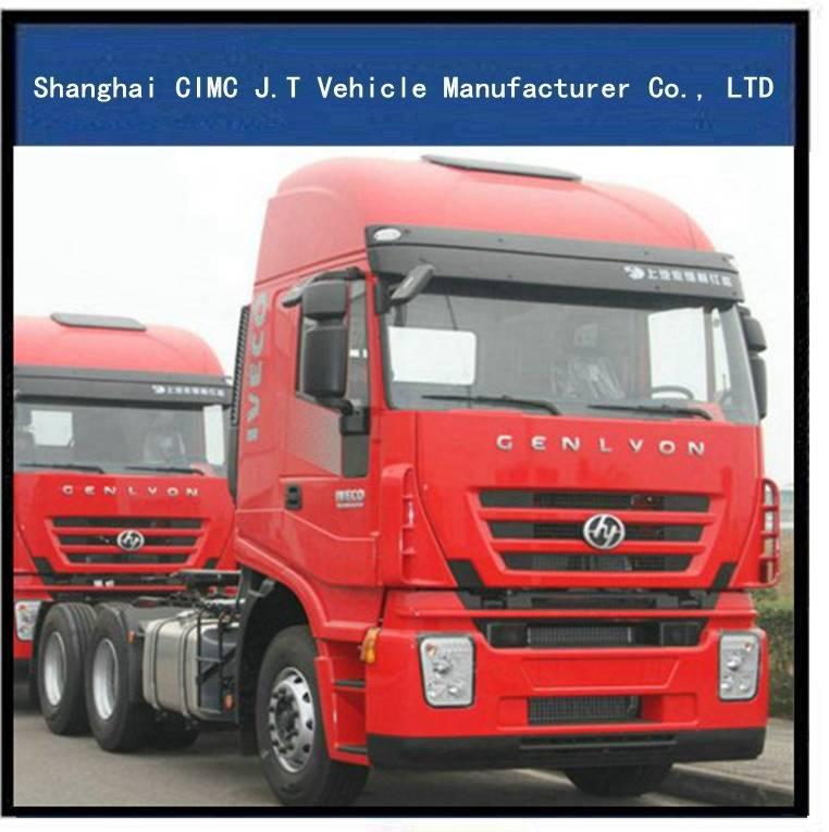Iveco Genlyon 6X4 Tractor Truck/Tractor Head
