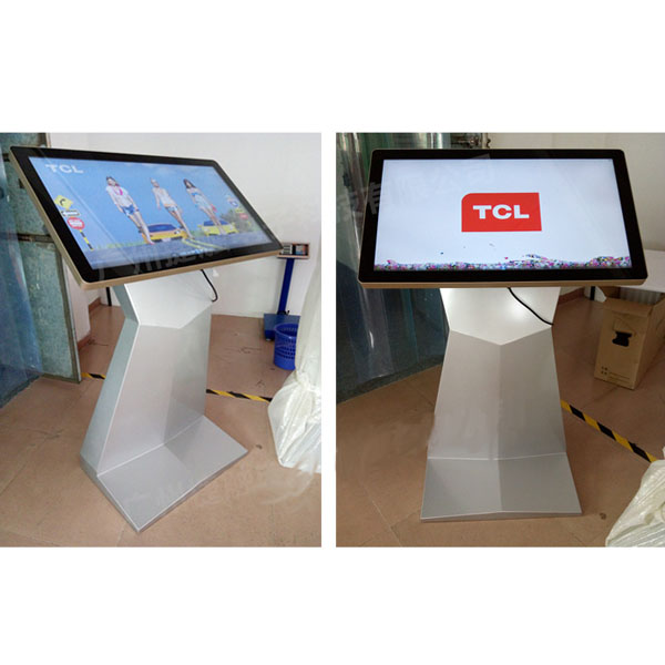 32 inch 43 inch interactive multi touch kiosk