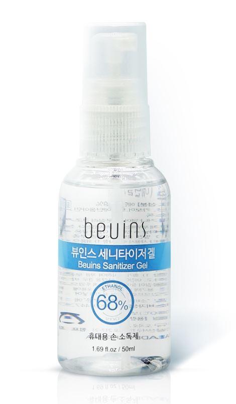 HAND GEL BEUINS (Spray type) (Made in Korea)