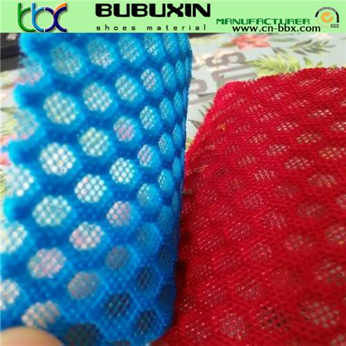 Polyester fabric sandich mesh fabric 3D air mesh fabric