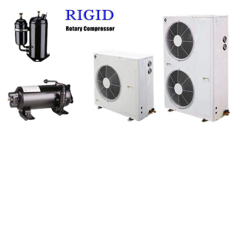 R404A Refrigeration condensing unit for commercial refrigeration
