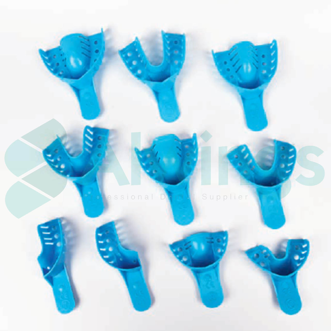 Alwings Dental Disposable Impression Trays