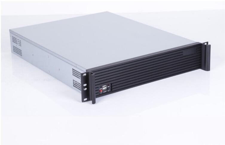 2U 550D nas storage server Industrial server appliance rack mount server case