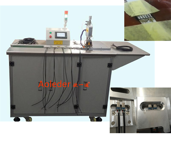 Automatic Professional Connector Bonding Machine