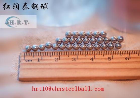 SUS 440 stainless steel ball for miniature bearing/medical equipment/ballpoint pens/valves/pumps