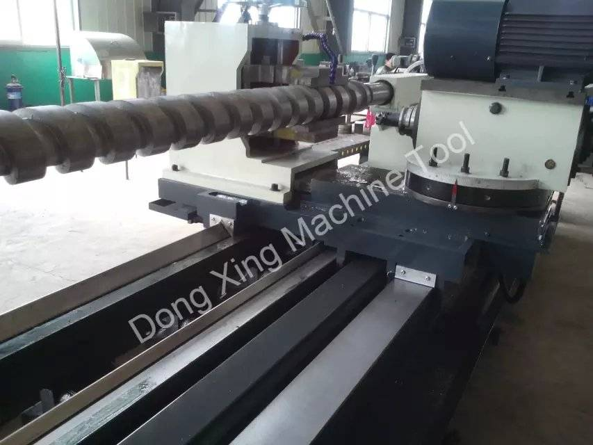 CNC thread milling machine for Screw rods LXK400B
