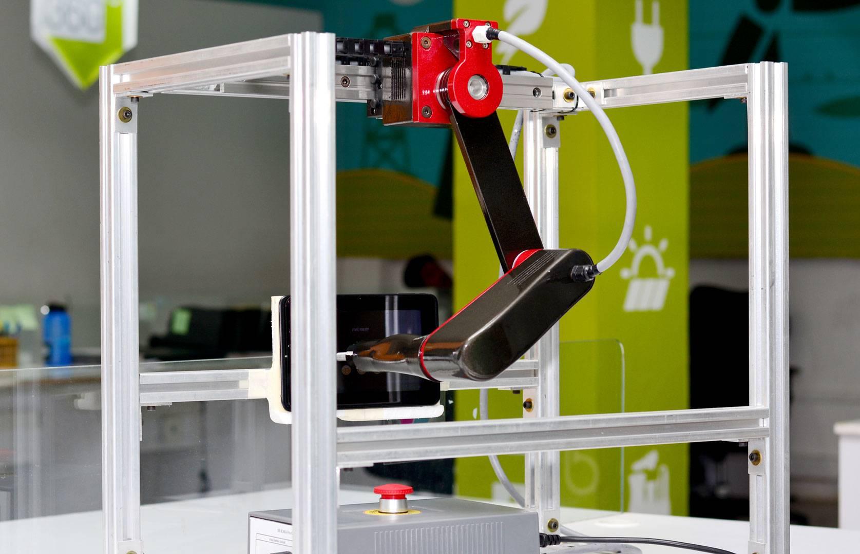 SR-SCARA-Pro Robot SCARA Arm