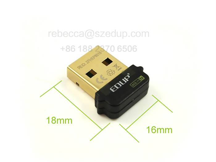 EDUP Wifi USB Adapter 150Mbps With Realtek 8188cus Chipset