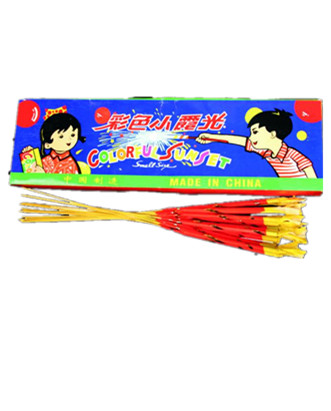 wholesale Chinese fireworks 10 inch Colour Sparklers