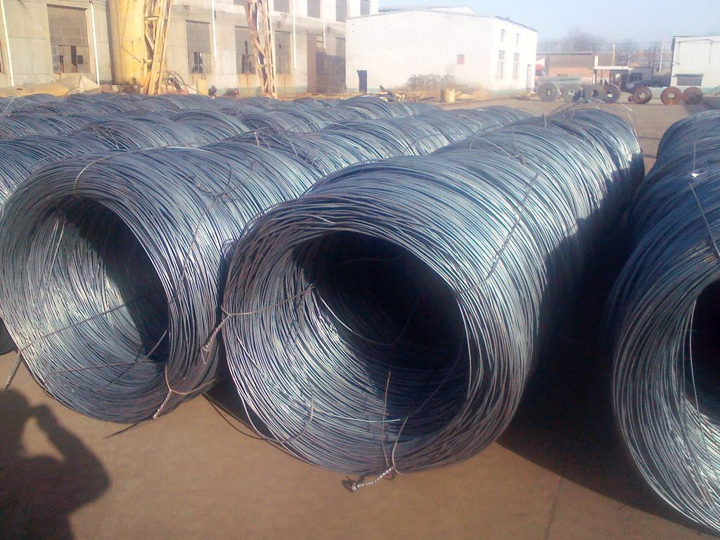 High quality black wire for construction