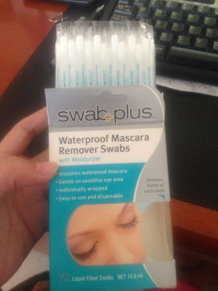 liquid cotton bud swabplus Mascara corrector