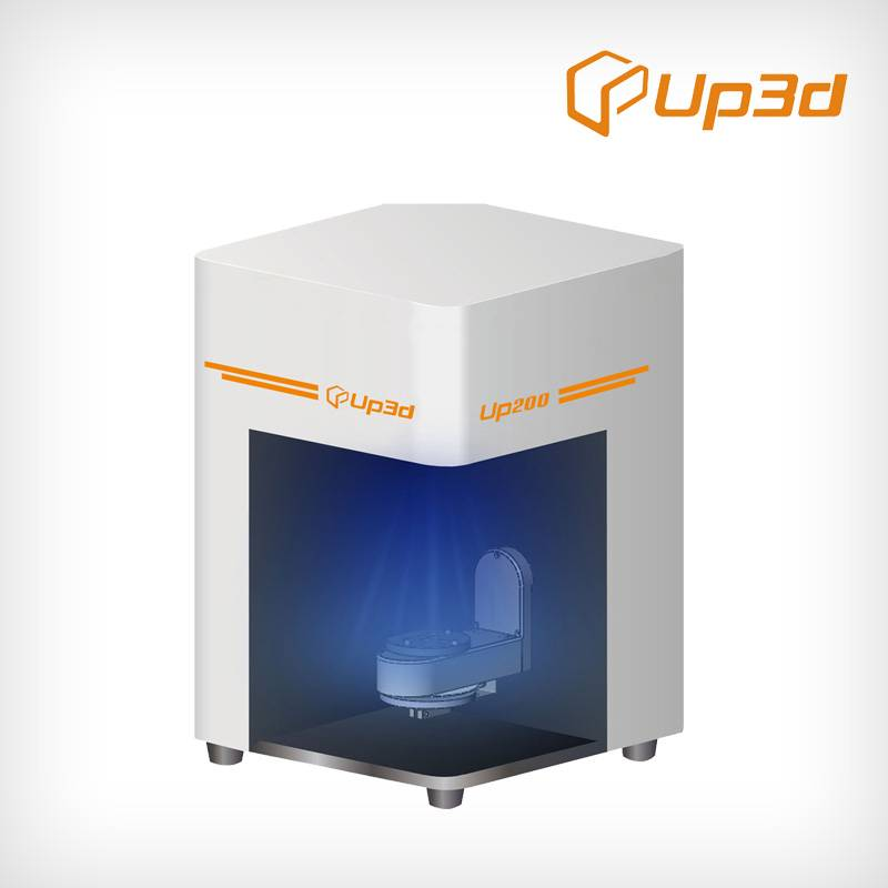 UP200 3d dental scanner