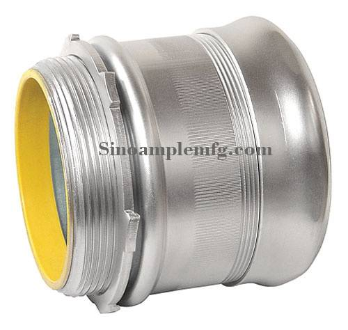 EMT Insulated Compression Connector