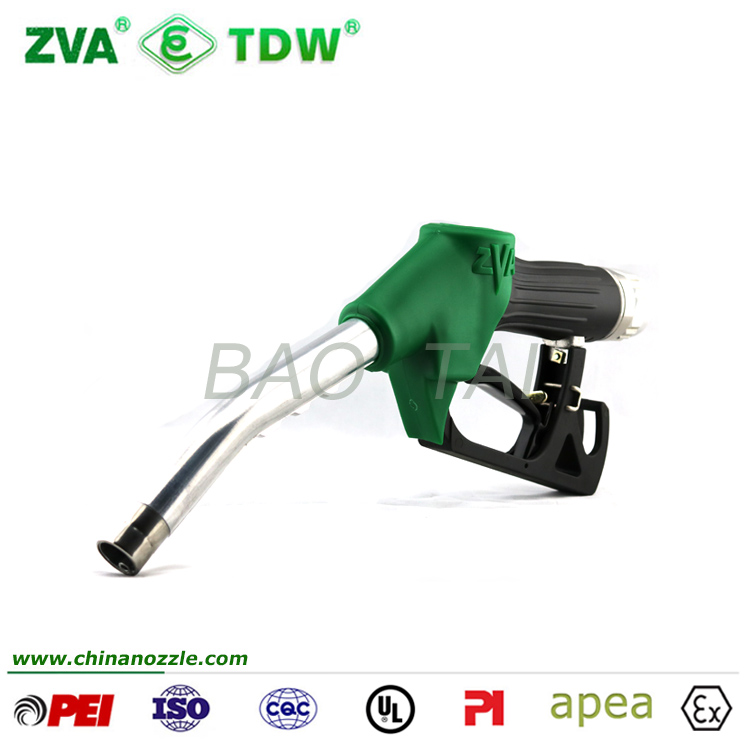 ZVA DN 19 automatic shut off fuel oil nozzle for gas dispenser pump
