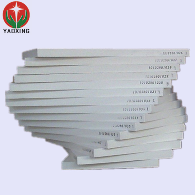 1260 heat insulation ceramic fiber board