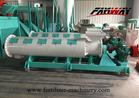 Organic fertilizer production line/50,000 Tons/year New Type Granulator Production Line