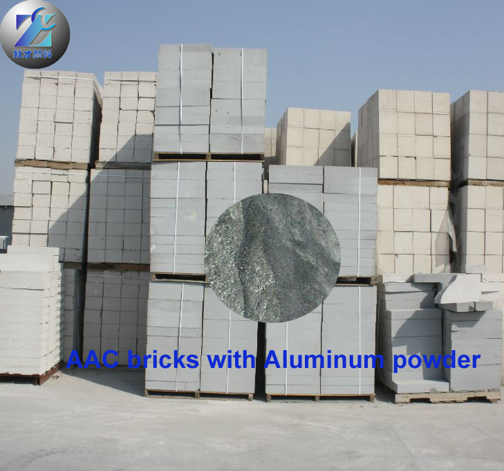 Good aluminum paste/powder for AAC bricks light block