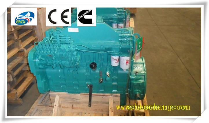 gas generator set gas engine