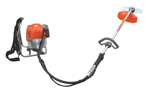 33.5cc 4stroke back pack type gasoline brush cutter BG432