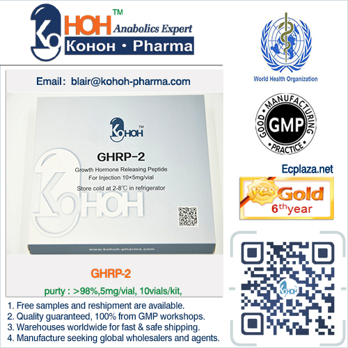 GHRP2 Peptides(Keifei Somatotropin Kigtropin Hygetropin Jintropin)