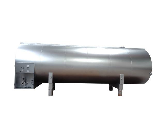 Electrical heating and storage of heavy oil tank