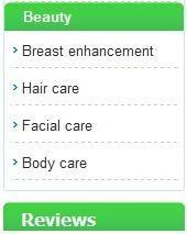 beauty care breast enhancement facial care hair care foot care