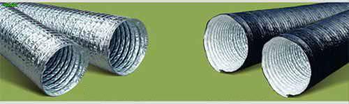 Aluminum Flexible Pipe