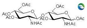 CAS: 41670-99-9 Chitobiose Octaacetate