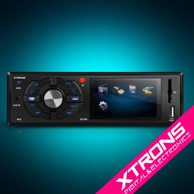 Hot Product DL300-3 Inch In Dash HD Digital Screen Car Audio