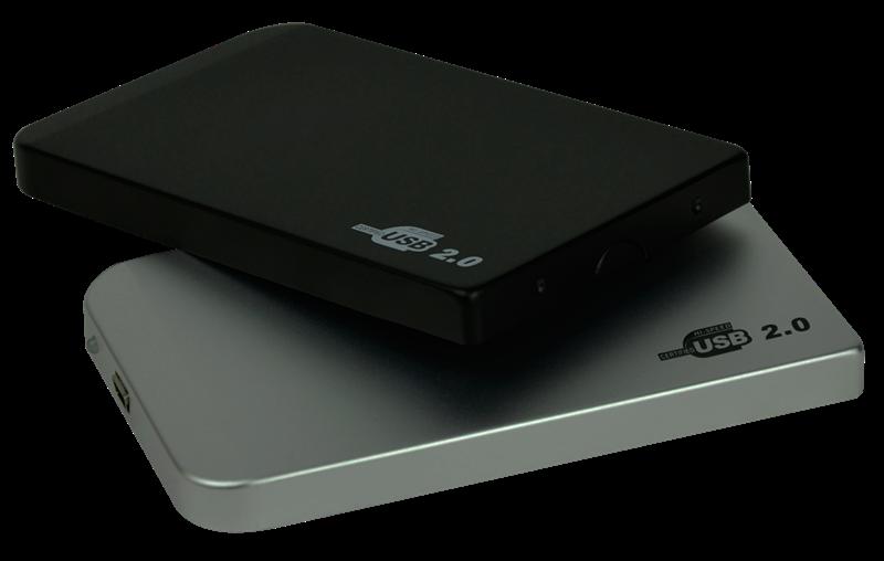 2.5 inch usb 2.0 ide hard drive external enclosure case