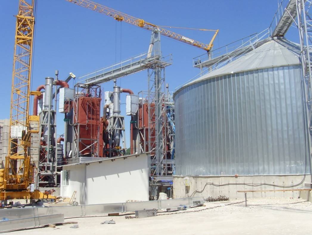 High Quality 800kW Gasification Biomass Power Plant