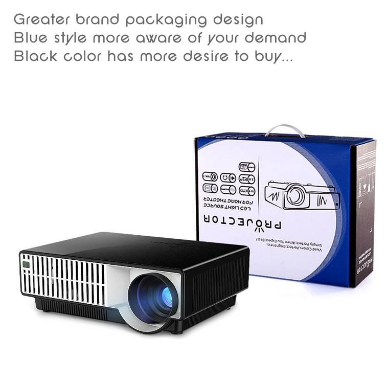High quality PRW310 LED projectors