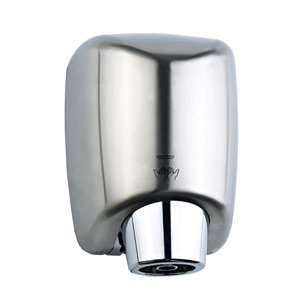 1800W stainless steel jet air electric automatic hand dryer
