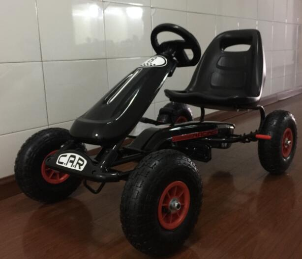 HP-003 model new arrival pedal go kart for kids