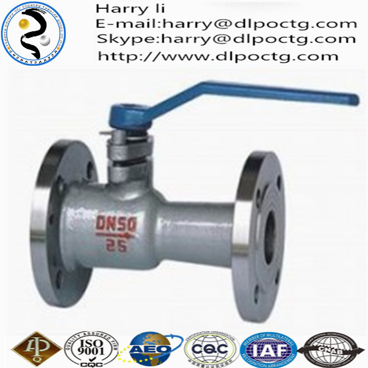oil field stainless steel ball valve parts