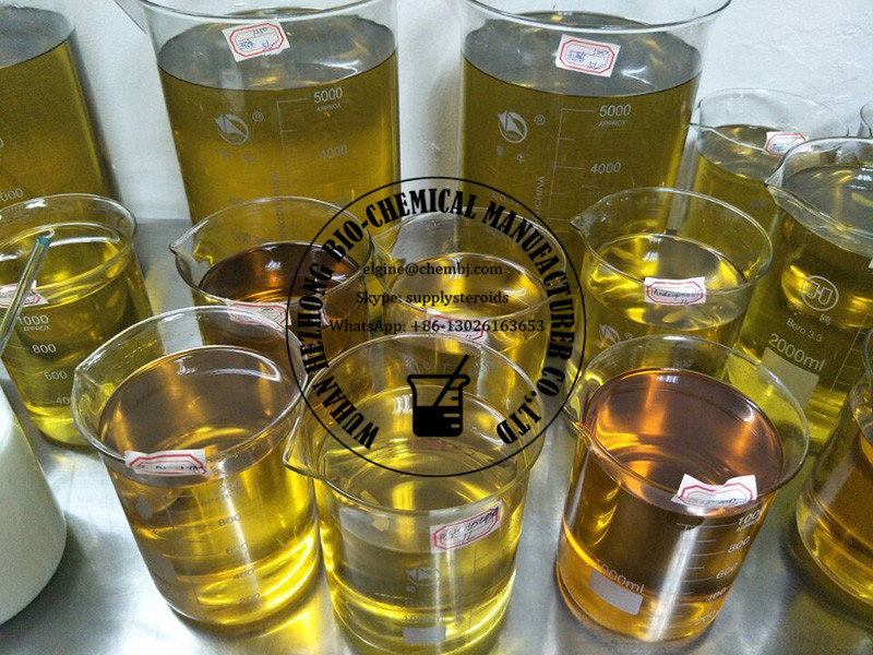 Trenbolone enanthate 250mg/ml Depot Oil Base Steroids Injection For Bodybuilding