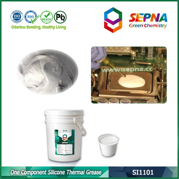 One Component Silicone Thermal Grease SI1101